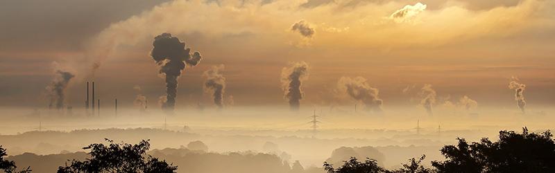Messwerte Ozon und Stickstoffoxid